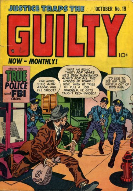 Simon-Kirby Justice Traps Guilty