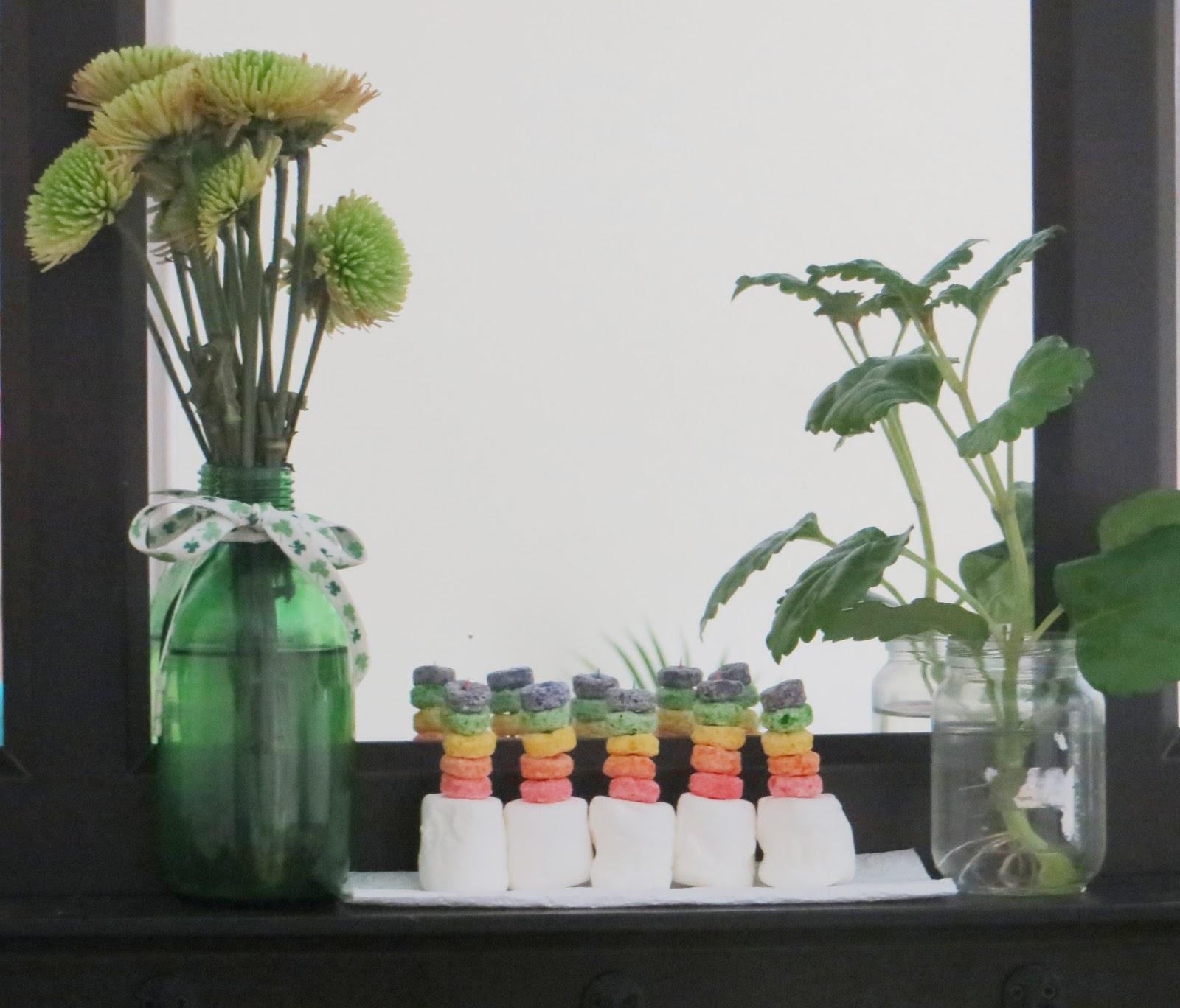 Brainstorm In Bloom Fruit Loop Rainbow Stacker Single