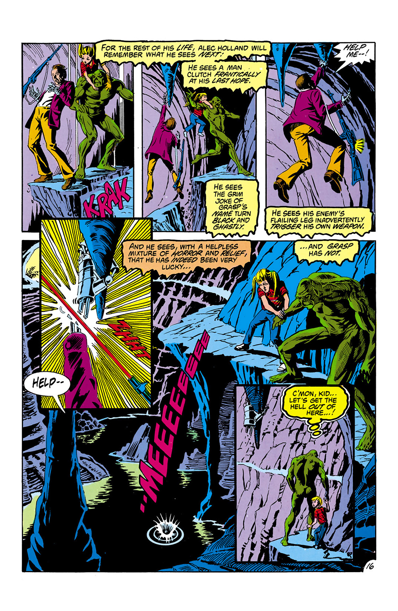 Swamp Thing (1982) Issue #2 #10 - English 17