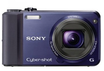 Sony Cyber-shot DSC-HX7V Specifications and Price