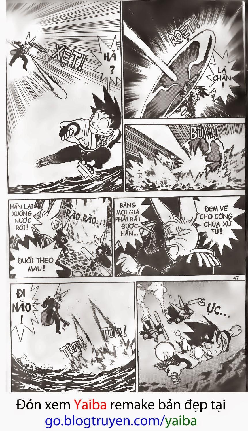 Yaiba chap 135 trang 12