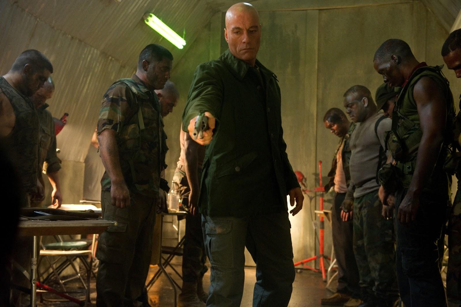 Geektastic Film Reviews: Universal Soldier: Day of Reckoning