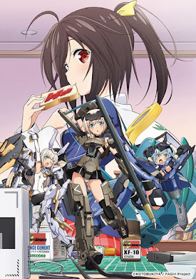 Review Anime: Frame Arms Girl
