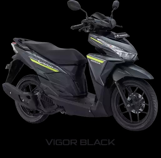 Pilihan Warna Honda Vario 125 Dan 150 2017 Ubaidillah Modifikator