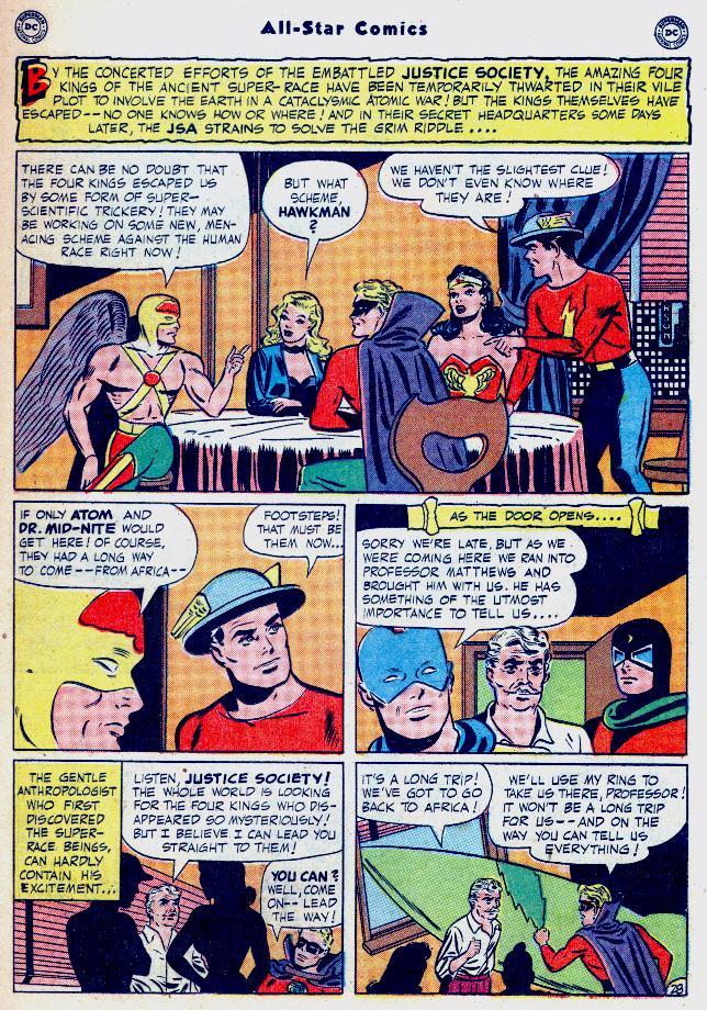 Read online All-Star Comics comic -  Issue #52 - 32