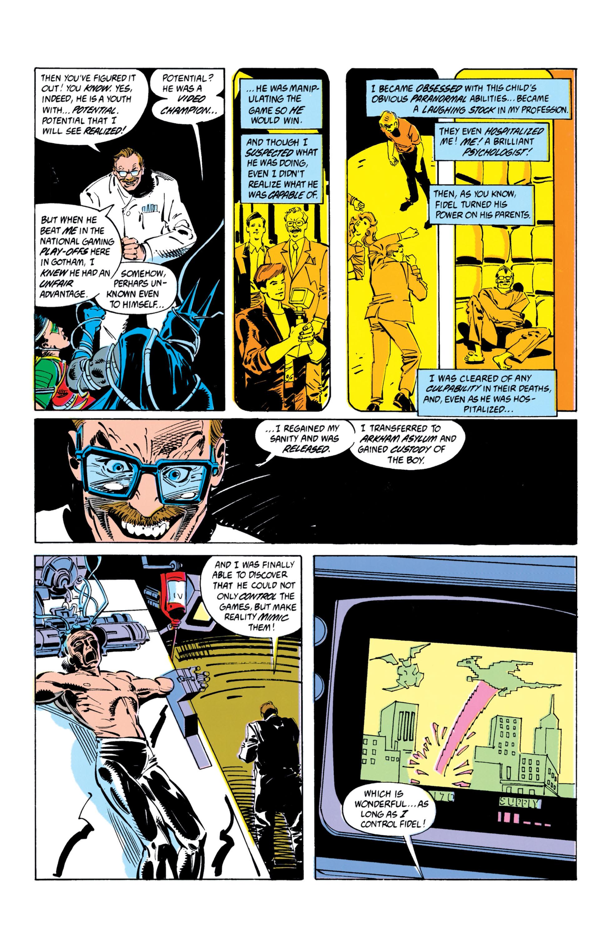 Detective Comics (1937) 637 Page 6