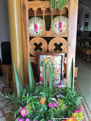 Capilla de la Virgen de Guadalupe en Tzintzuntzan