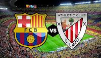 قائمة برشلونة فى مواجهة اتليتك بلباو ومواعيد المباراة والقنوات الناقلة