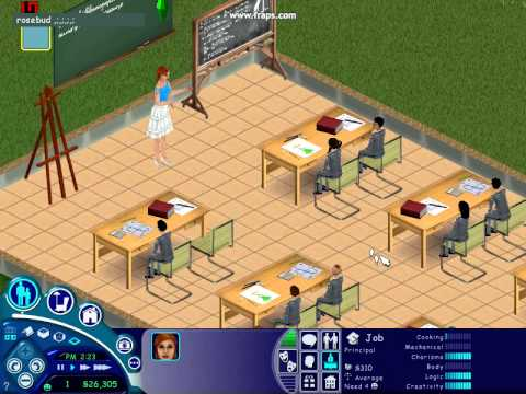The Sims Compressed