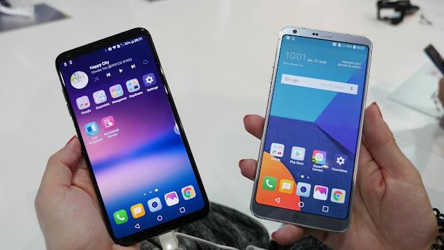 سعر و مواصفات LG V30 مميزات و عيوب