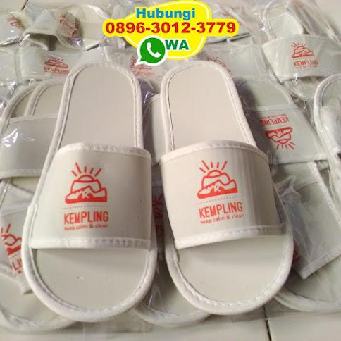 supplier jual sandal hotel harga murah 52102