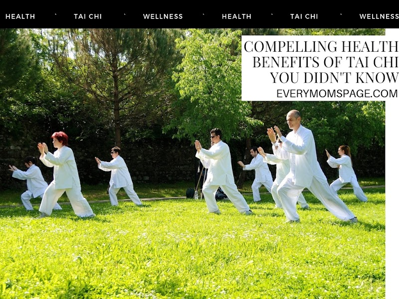 Compelling Health Benefits of Tai Chi You Didn't Know
