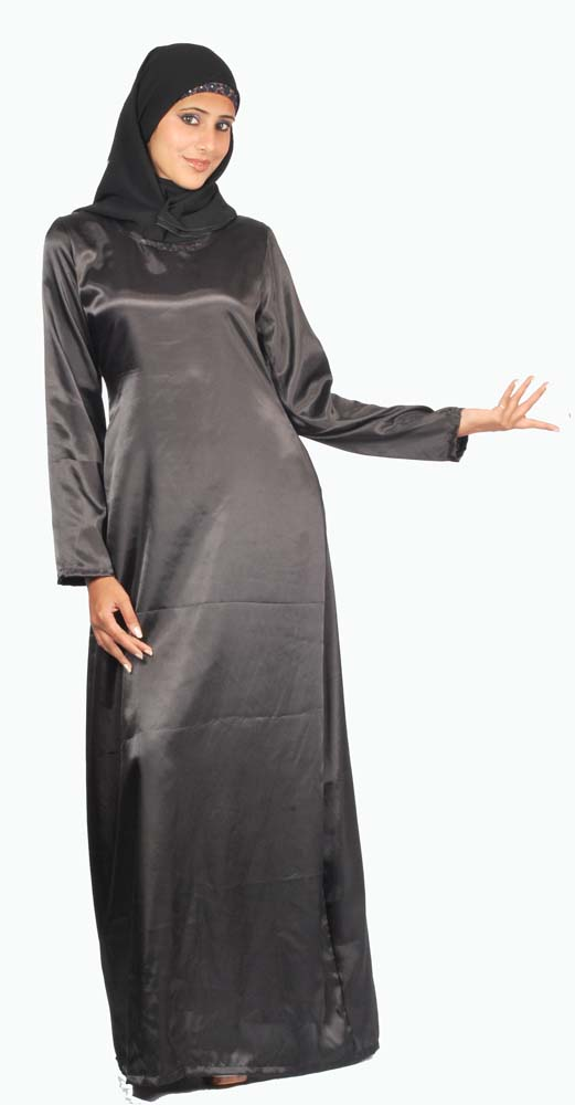 Everything For Women Fashion 10 Latest Silk Abayas For
