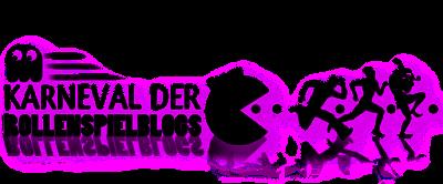 Logo vom Karneval der Rollenspielblogs mit dem Thema Essen