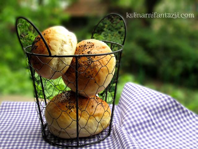 Хлебчета за бургери