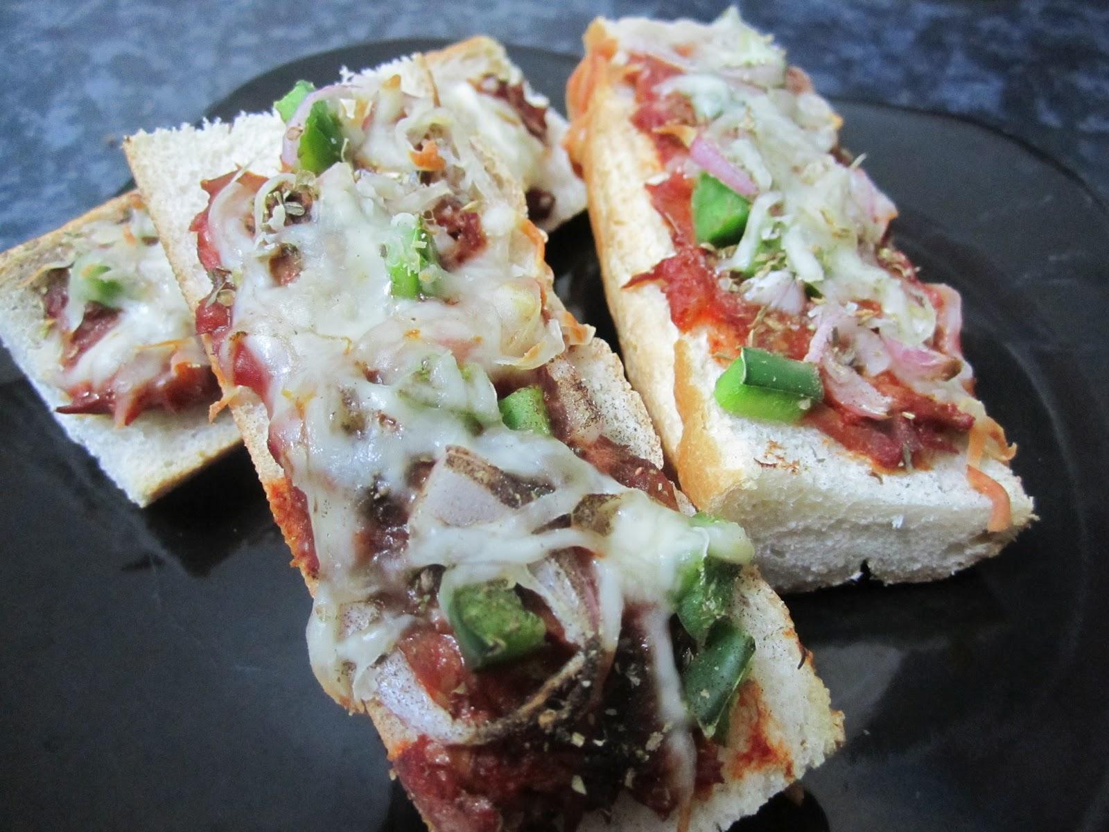 Daily Cuppa Spicy Tuna Pizza Sticks