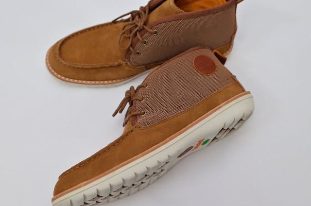 Swift's Life S生活: Timberland 地球守護者 旅行者係列休閒鞋 MOC TOE CHUKKA