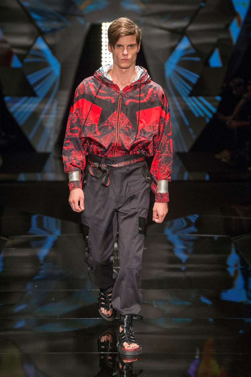 Wolf Totem Spring-Summer 2018 - Milan Fashion Week