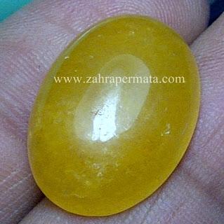 Batu Permata Yellow Quartz + Memo - ZP 540
