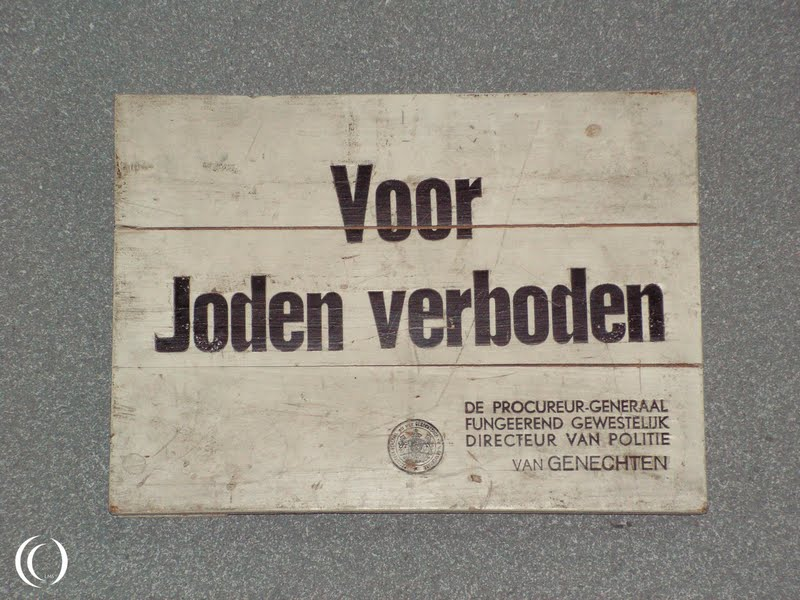 forbidden for jews camp westerbork the netherlands