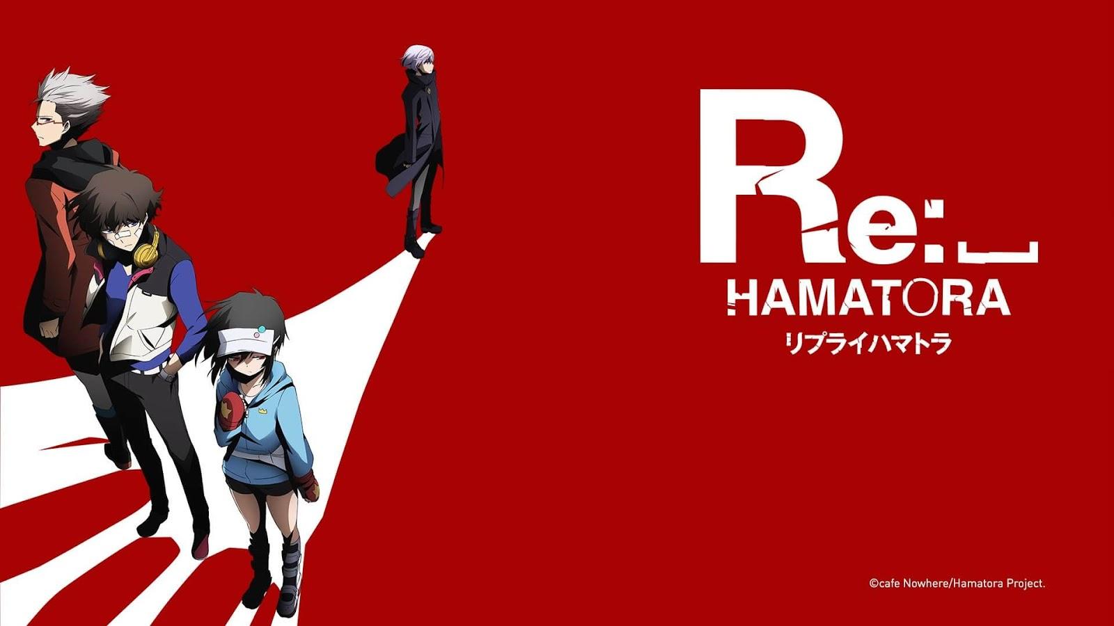 re Hamatora ( Season 2 ) [TV] Sub Indo : Episode 1-12 END batch