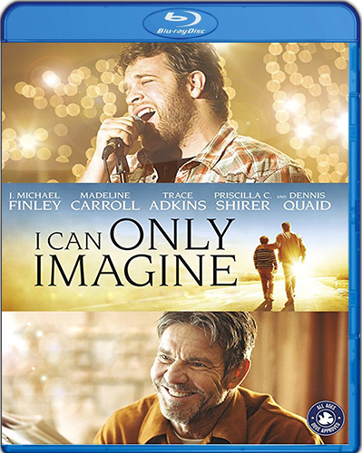 I Can Only Imagine [2018] [BD25] [Subtitulado]