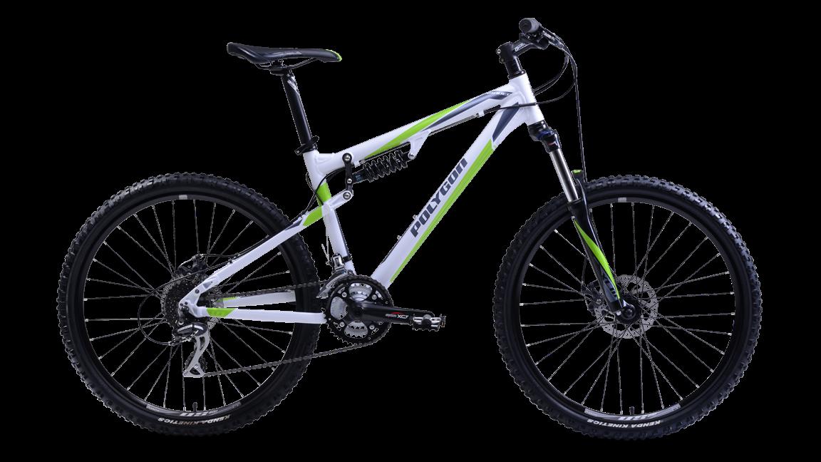 38+ Terbaru Harga Sepeda Gunung Polygon Full Suspension