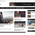Glossy Blogger Template - Free Download