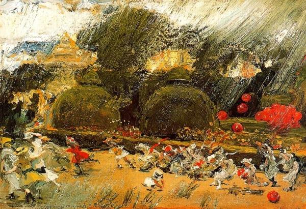 Pluja (José Villegas Cordero)