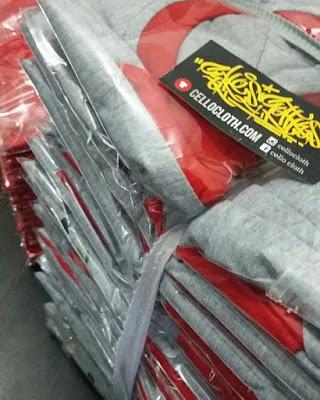 Sablon Kaos Promosi Polyester Premium Standar Nasional Indonesia [ SNI ]