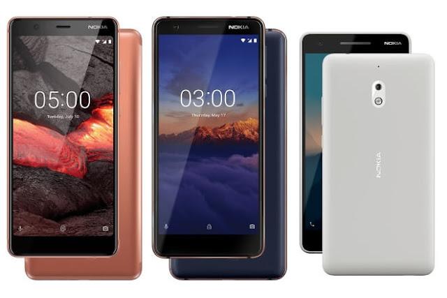 مواصفات وسعر هاتف Nokia 2.1 بالصور