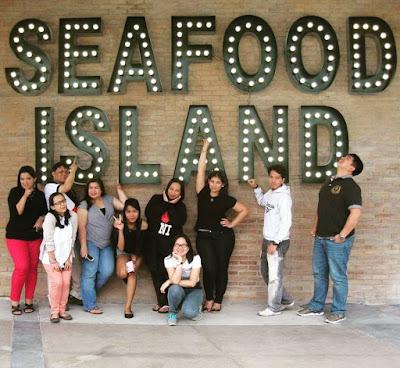 PSSTph Team Invades Seafood Island Restaurant Circuit Makati