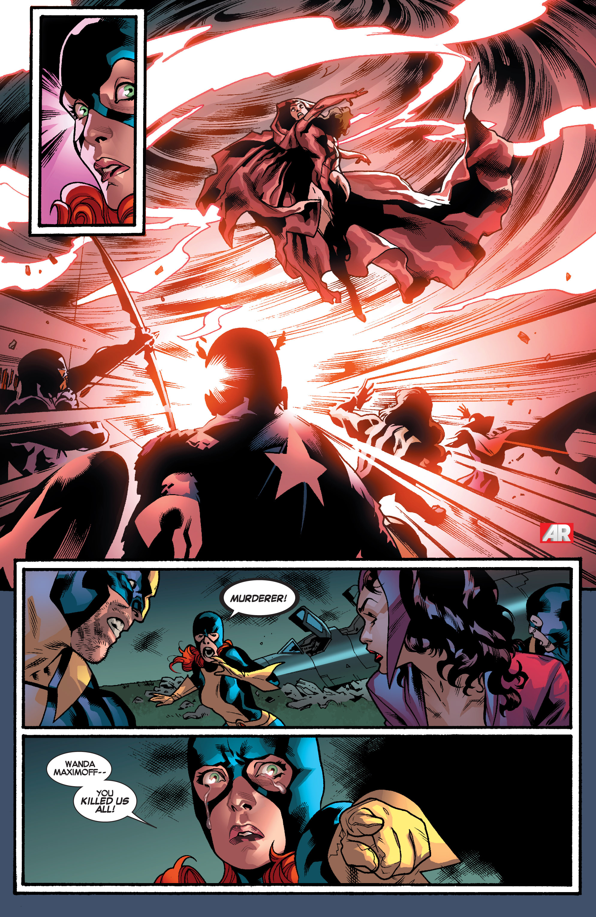 Read online All-New X-Men (2013) comic -  Issue # _Special - Out Of Their Depth - 32