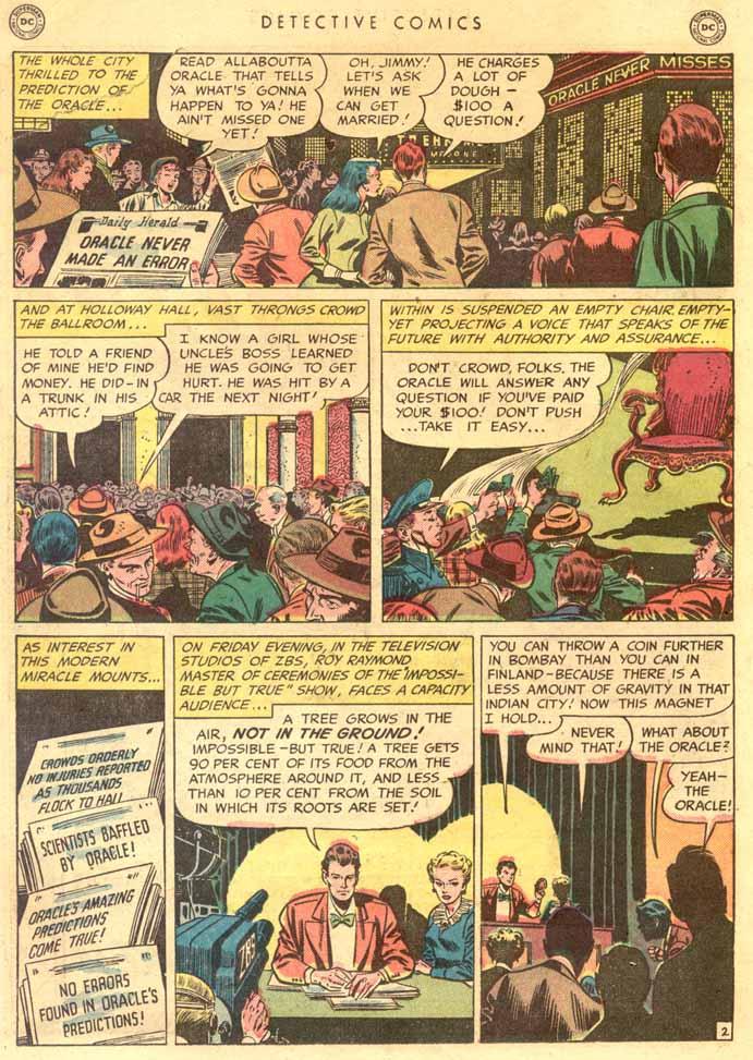 Read online Detective Comics (1937) comic -  Issue #160 - 18