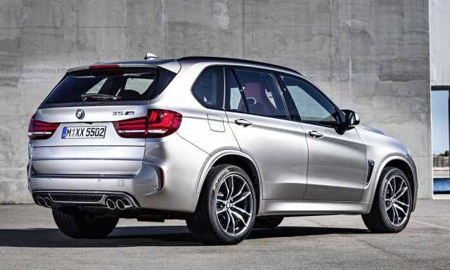 2017 BMW X5 Facelift