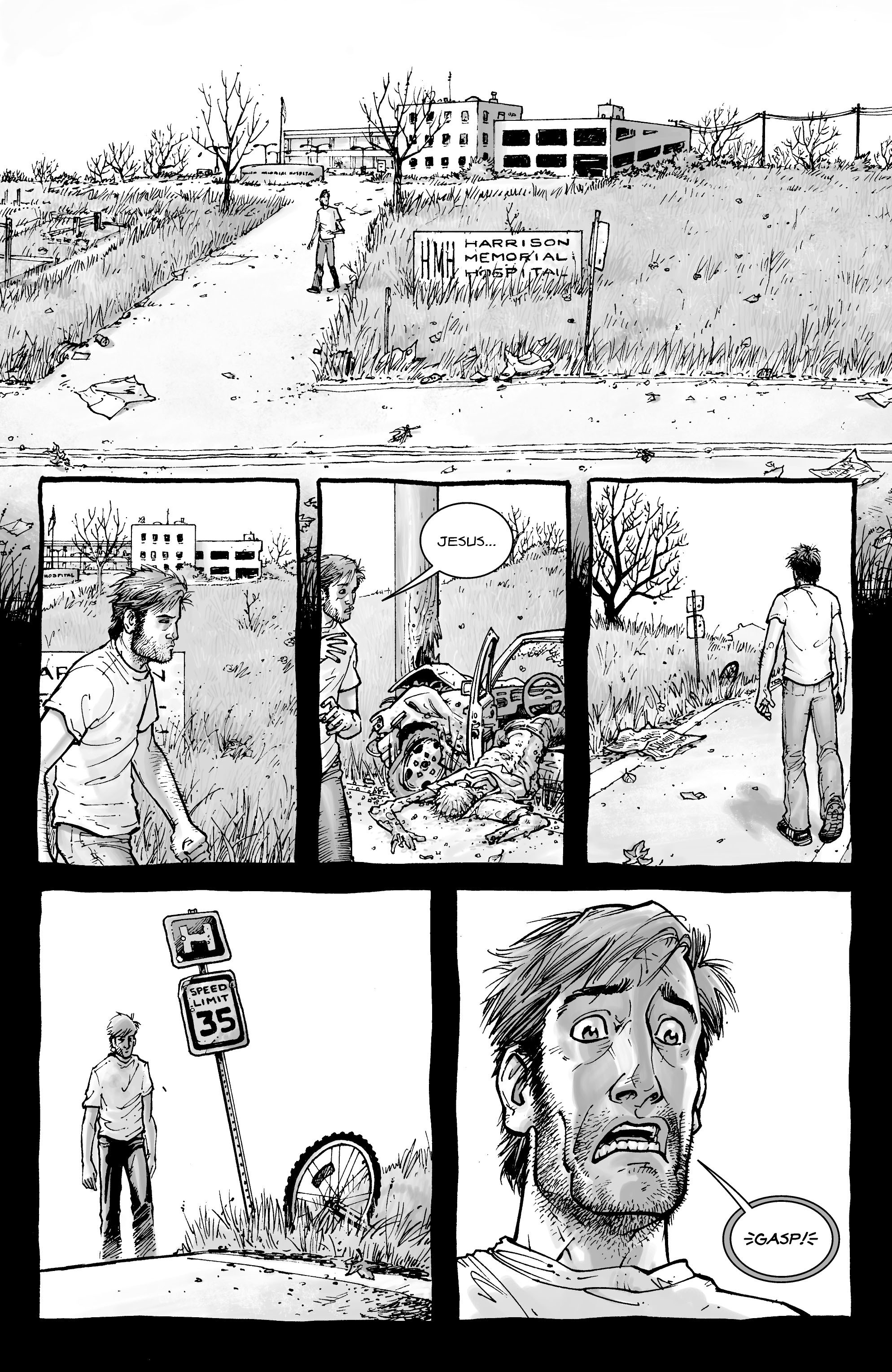 The Walking Dead issue 1 - Page 11