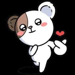 Pocky Bear
