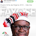 Governor Fayose shares another presidential campaign poster