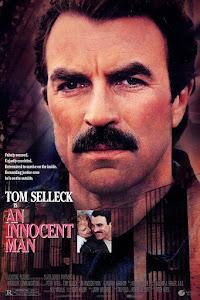 An Innocent Man Poster