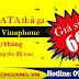 Sim 4G Vinaphone THAGA với 50k có 100GB/tháng giá chỉ 69k/sim