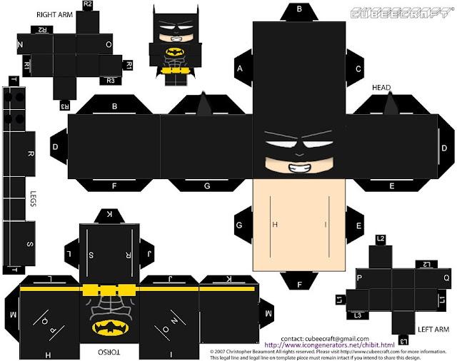 De Cubeecraft Y Algo M 225 S Cubeecraft The Lego Batman Movie