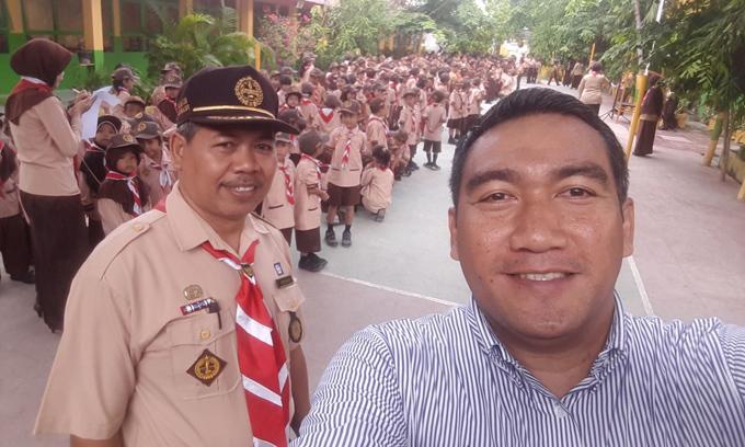 Inovatif Ala SD Teladan Merpati Bantaeng