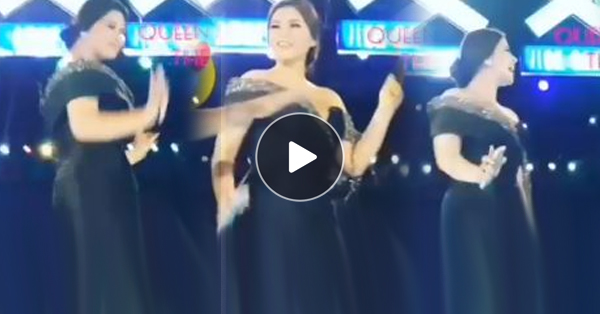 Angel Locsin Definitely Knows How To Rock The PGT Stage!