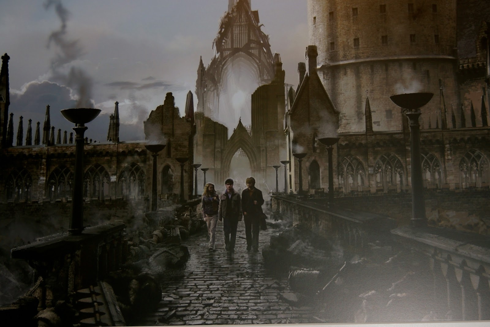 Castle Blueprint The Boy Who Will Always Live A Trip To London And The
