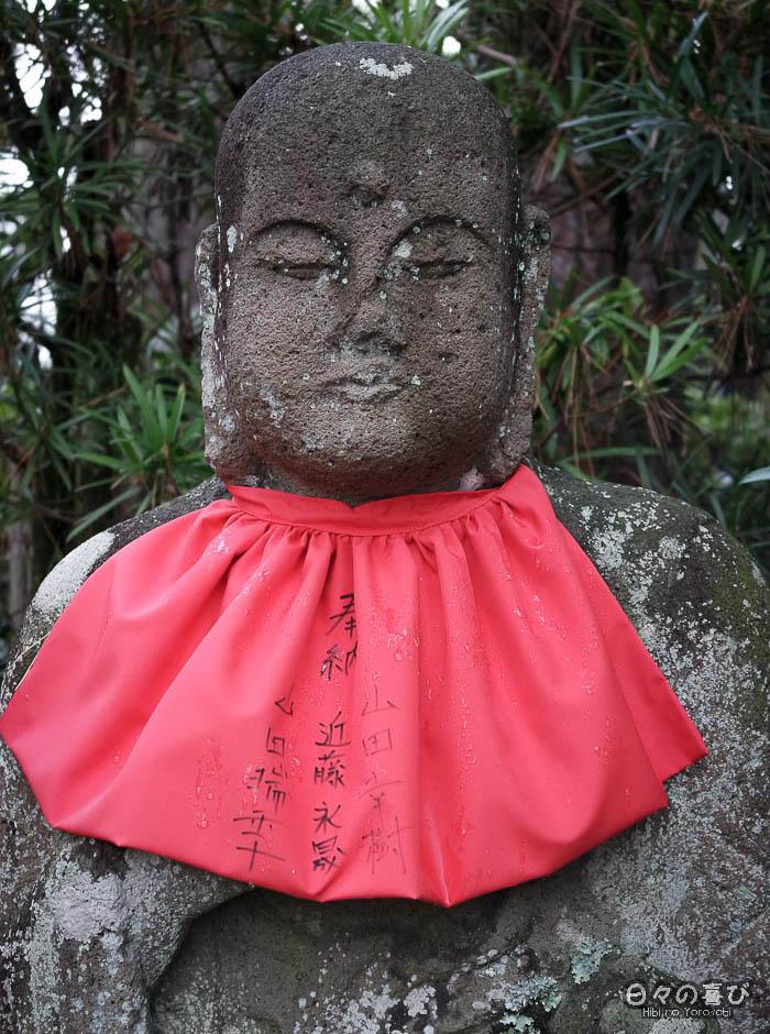 jizo, temple Chion-ji, Amanohashidate, Kyoto