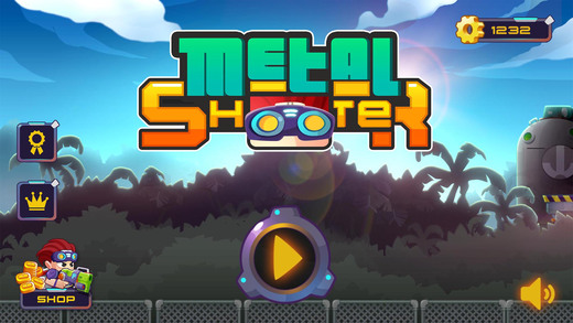 Juego Metal Shooter Run And Gun Android Ios Los Mejores Juegos