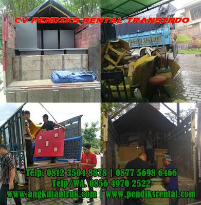 Angkutan Truk Bandung Malang Surabaya