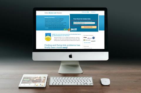 Cara mengecek dan memperbaiki broken link atau url yang rusak di blogger