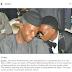 Comedian I Go Die 'talks' to vice President Osinbajo on Edo election (Photo)