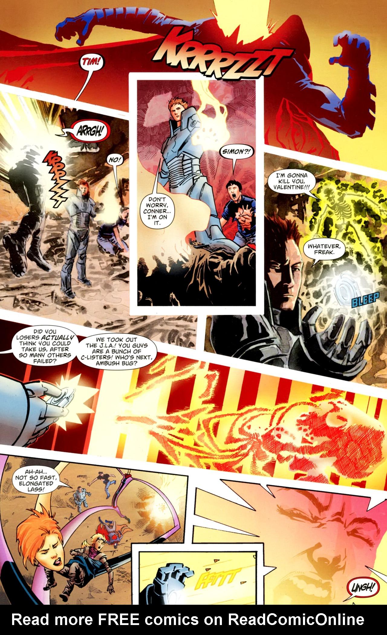 Superboy [I] Issue #7 #7 - English 17